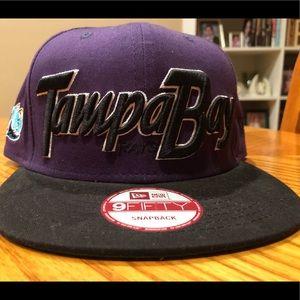 Tampa Bay Devil Rays SnapBack hat